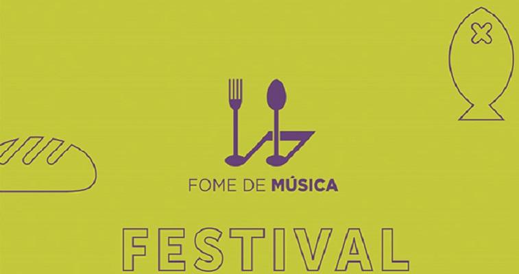 Festival 'Fome de Música' reúne vários nomes da música nacional