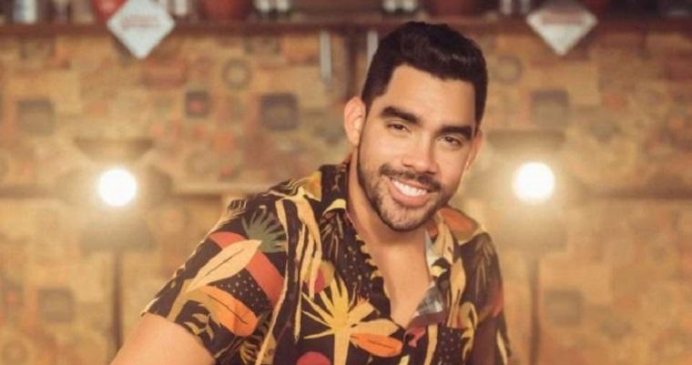 Gabriel Diniz terá live especial no próximo dia 16