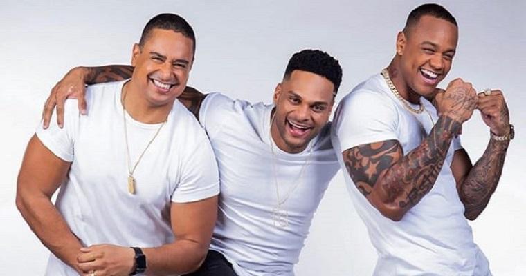 Parangolé, Léo Santana e Harmonia do Samba se reúnem em live
