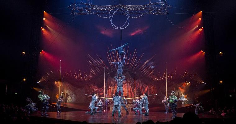 Cirque Du Soleil apresenta novo especial nesta sexta-feira