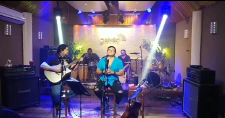 Almir Rouche promove mais uma 'Live Show' Beneficente