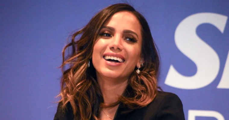 Anitta está no line-up do festival One World: Together At Home
