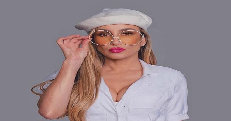 Cláudia Leitte fará live no TikTok neste sábado (2)