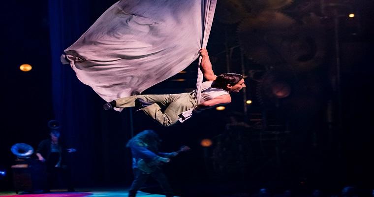Cirque Du Soleil apresenta um novo especial de 60 minutos