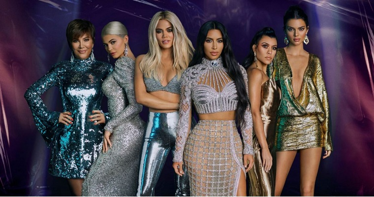 'Keeping Up with the Kardashians' chega a Netflix