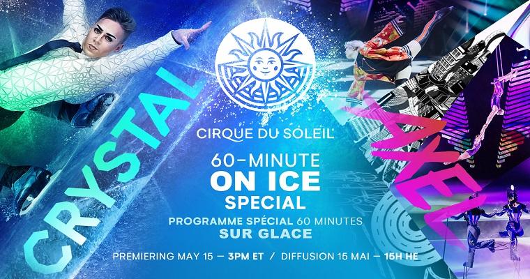 Cirque Du Soleil apresenta novo especial no gelo