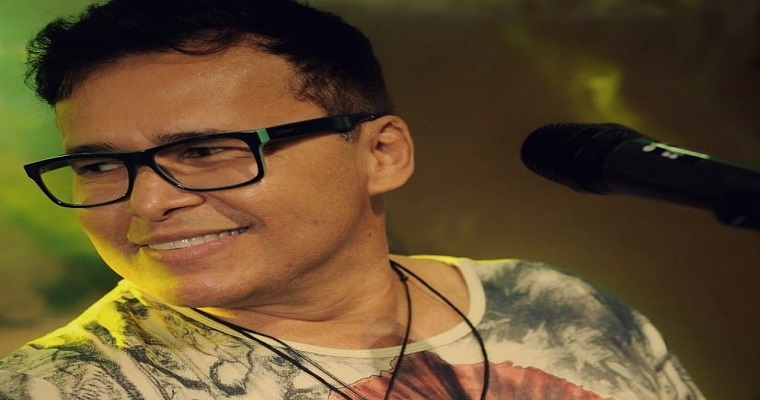Almir Rouche é atração de live promovida pelo cantor Rodrigo Raposo