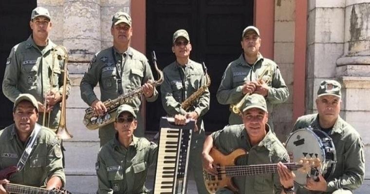 Banda da Policia Militar de Pernambuco faz live neste domingo
