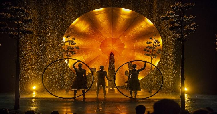 Cirque Du Soleil apresenta seu primeiro especial  'Behind the Curtain'
