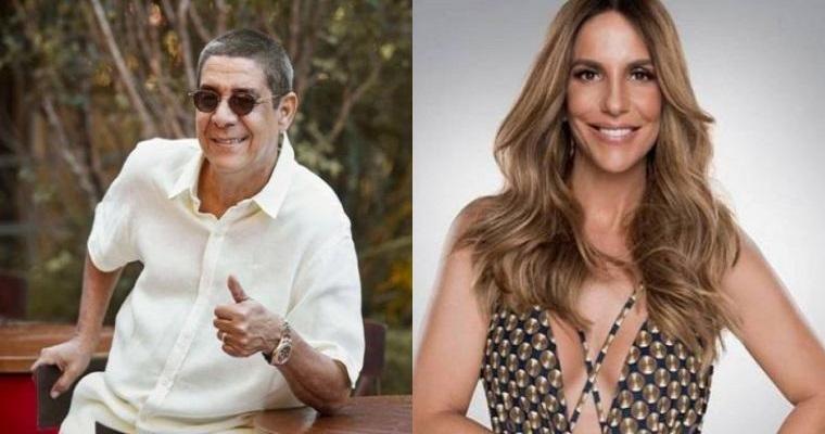 Zeca Pagodinho e Ivete Sangalo também realizam lives no Dia das Mães