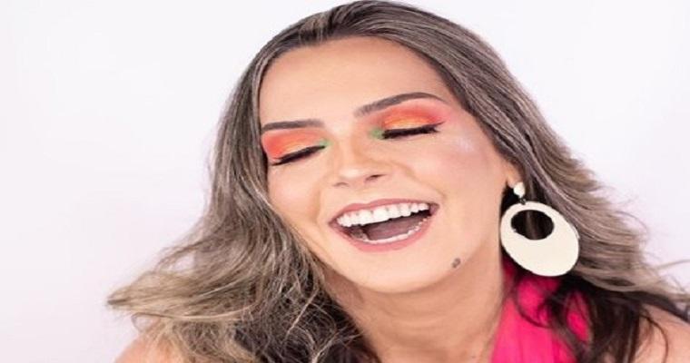 Silvana Salazar anuncia data de sua primeira live