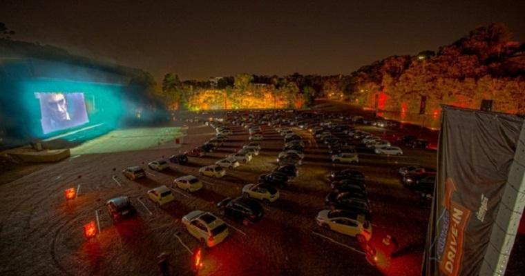 Recife terá shows, palestras e sessões de filmes em drive-in