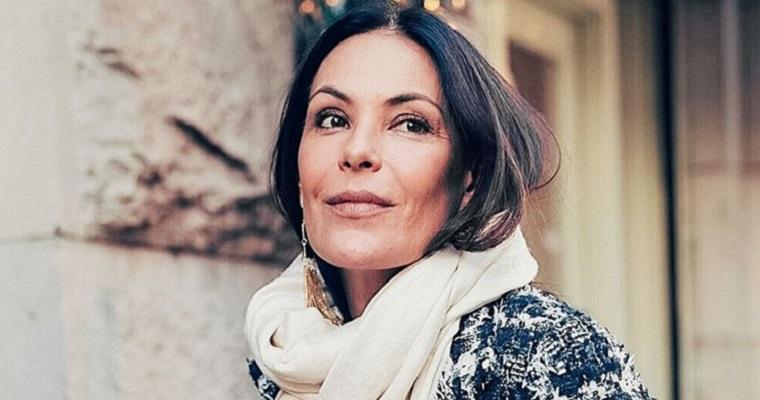 Atriz Carolina Ferraz é a nova apresentadora do Domingo Espetacular