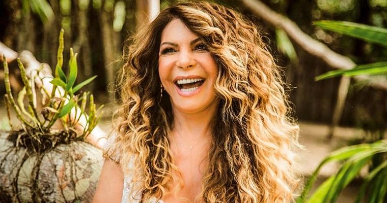 Elba Ramalho realiza mais uma live neste fim de semana