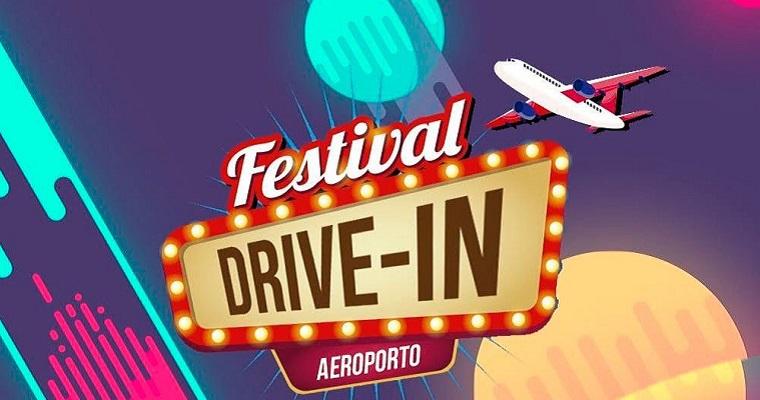 Música, teatro e cinema são atrações do 1° Festival Drive-In