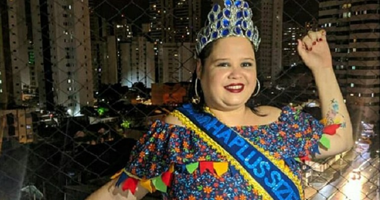 Concurso Rainha Plus Size do São João de Pernambuco foi virtual