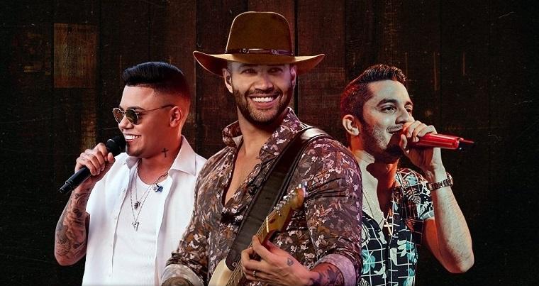 Gusttavo Lima realizará live de São João nesta sexta-feira (26)