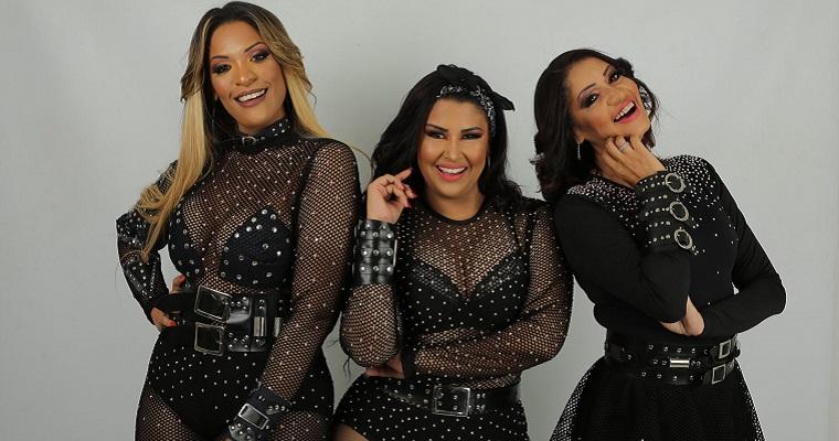 Girl band Amigas realiza mais uma live neste fim de semana