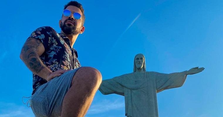 Dennis DJ realizará live beneficente no Cristo Redentor