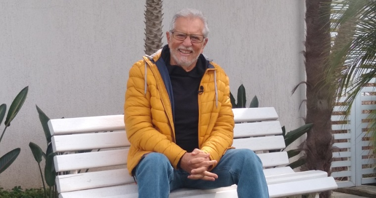 Carlos Alberto de Nóbrega volta a gravar 'A Praça é Nossa'