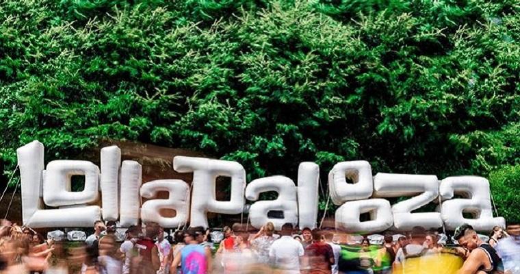 Lollapalooza anuncia edição on-line