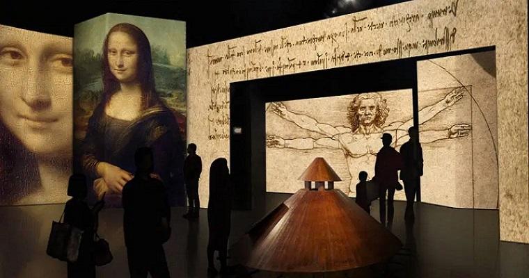 Leonardo da Vinci é tema de exposição virtual e interativa