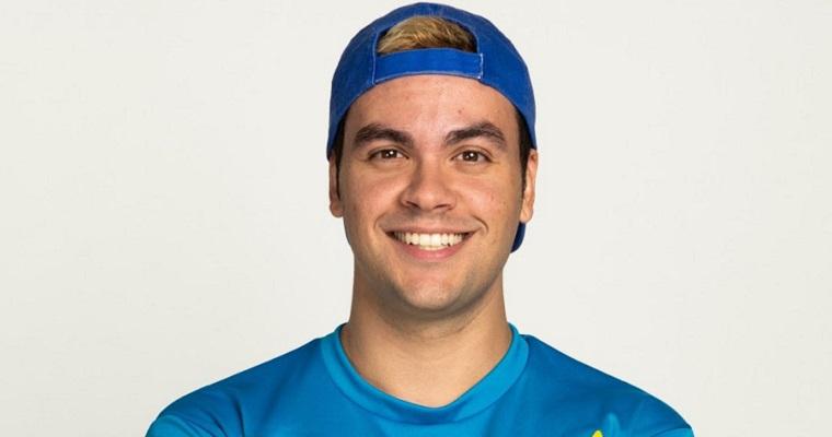 Youtuber Lucas Neto.