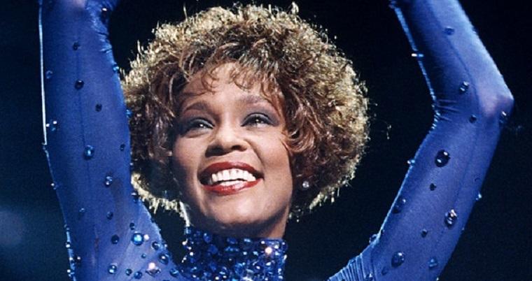 Filme sobre Whitney Houston será produzido pela Sony para 2022