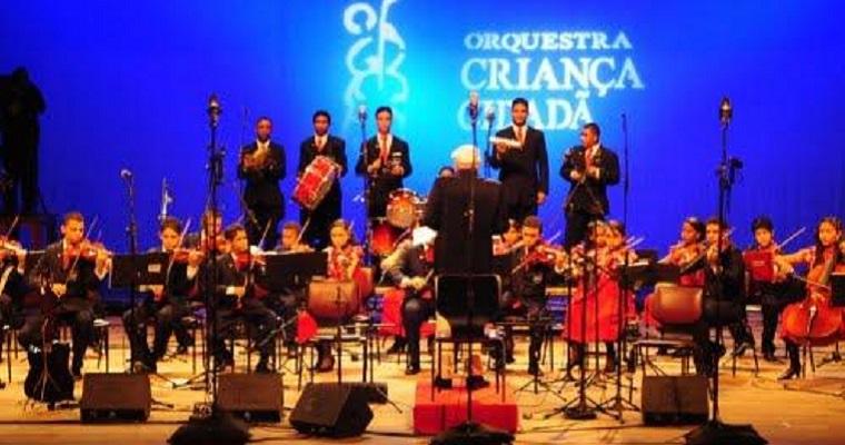 Orquestra Criança Cidadã apresenta série de recitais on-line