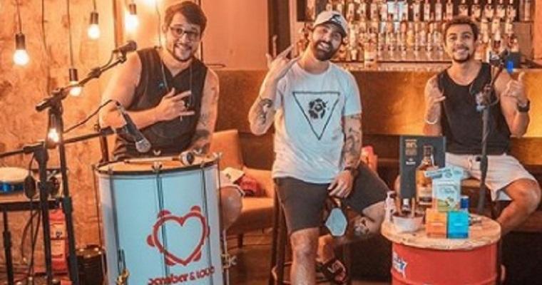 Sambar & Love volta a realizar shows presenciais